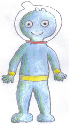 My hand-drawn version of Emit