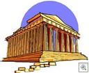 Greece parthenon clip