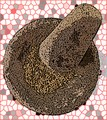 Mortar_and_pestle from Jesus' time (religious book)