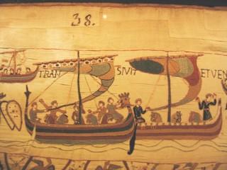 Bayeux_Tapestry_1 Public Domain wikimedia