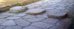 Pompeii - paved street