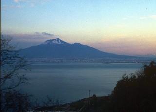 Pompeii - Vesuvius 2