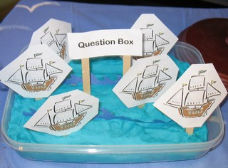 Ocean question box