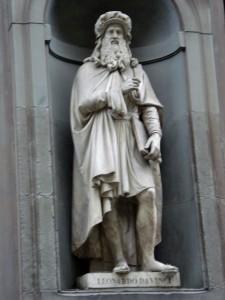 Leonardo da Vinci - a great legacy