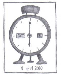 N of N clock