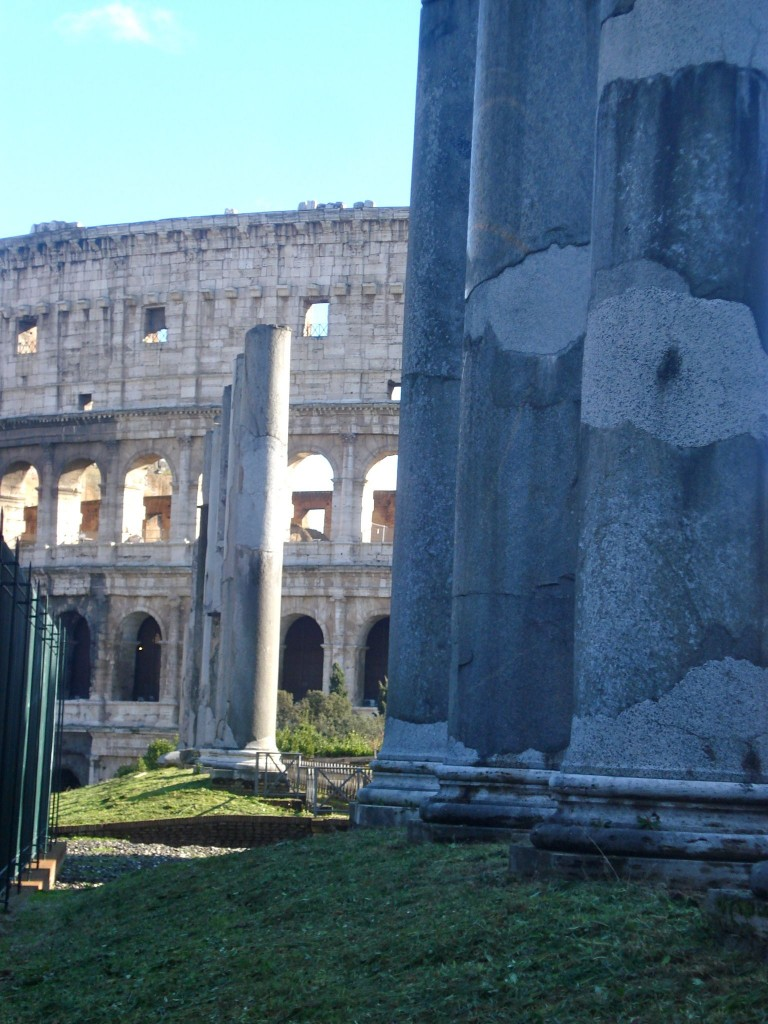Ancient stones revealing ancient secrets...