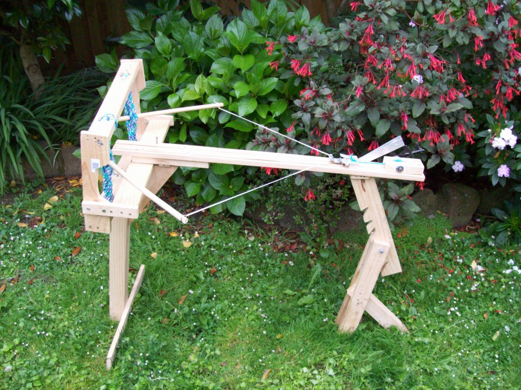 Josh's invention - with thanks to Leonardo
