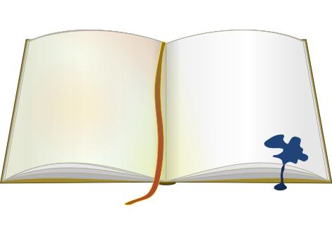 Book_w_ink_blotch
